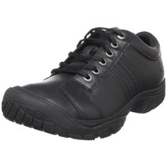 KEEN Utility Men's PTC Oxford Work Shoe -- Continue to the product at the image link. Keen Shoes, Good Walking Shoes, Mens Walking Shoes, Waitress Shoes, Cheap Mens Shoes, Shoes Men, Men's Shoes, Woodland Shoes, Tennis