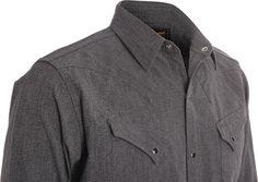Stevenson Overall Co. Marled Bucko Shirt