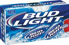 bud light can 18 pack Bud Light Can, Can Lights, Wine And Spirits, Canning, Horse, Beer, Products, Root Beer, Ale