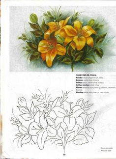 crochet e Pintura 5 - Lidia Arte - Picasa Web Albums