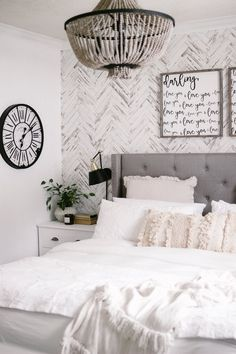 """This Rental House Is the Definition of """"Modern Bohemian Farmhouse Style"""" 
