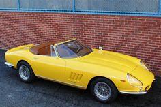1967 Ferrari 275 GTB/4 NART Spyder Conversion