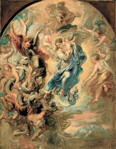 Shameless Popery: Ten Facts About the Assumption of Mary That You May Not Know