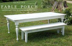 Cristo Farmhouse dining table