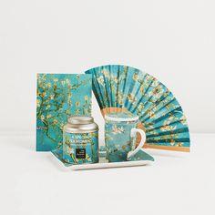 Tea set Van Gogh Almond Blossom - Van Gogh Museum shop
