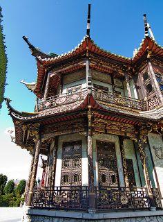 pagodas in japan | Japanese Pagoda, Brussels | Flickr - Photo Sharing!