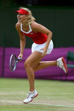 Maria Sharapova inspiration