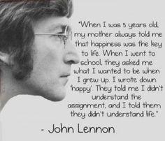 Hagas lo que hagas, no te olvides de ser feliz.