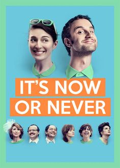 "Check out ""It's Now or Never"" on Netflix"