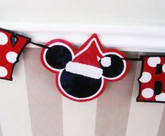 decoracion navideña mickey y minnie mouse - Buscar con Google