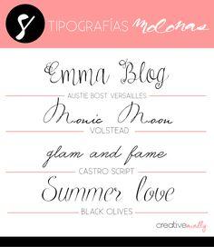 http://creativemindly.blogspot.com.es/2014/09/tipografias-bonitas-fancy-fonts.html