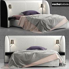Кровать cherche midi bed roche bobois
