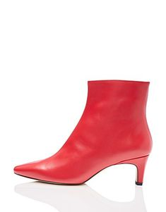 8ea8ff0f5877 FIND Women s Leather Ankle Boots