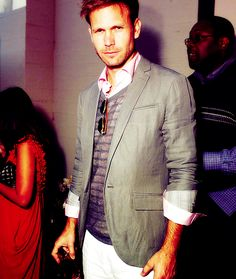 Alaric Saltzman | Matt Davis | The Vampire Diaries
