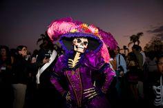 """""""La Catrina"""" Festival de Calaveras, Aguascalientes, Mexico"""