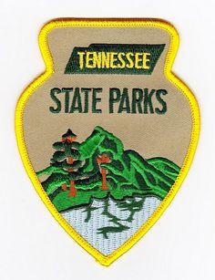 TN - Tennessee State Park Ranger by Inventorchris, via Flickr
