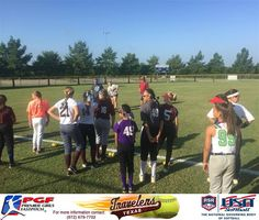 https://flic.kr/p/J2naQN | Randy Schneider | The Texas Travelers joined with Coach Randy Schnieder, Iowa State Assistant Softball Coach. The girls spent 5 1/2 hours working collegiate softball drills hitting, fielding, base running and different aspects of the game.