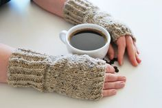 {21 Winter Fashion Essentials #1}: Fingerless Gloves | GirlsGuideTo