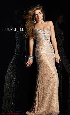 8c38b812cee031 Sherri Hill 2574 Couture Dress In Stock, SHERRI HILL DRESSES, Sherri Hill  Prom Dresses