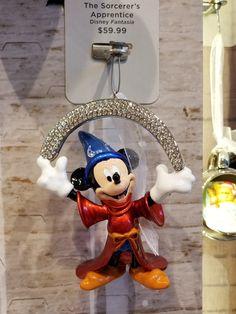 Take A Closer Look At The 2018 Disney Hallmark Keepsake Ornaments! Hallmark Disney Ornaments, Hallmark Keepsake Ornaments, Wonderful Time, Snow Globes, Closer, Mickey Mouse, Take That, Joy, Halloween