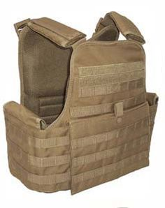 "The Tactical MOPC Ballistic Plate Carrier in Tan is one of the most full-featured carriers on the market, at a competitive price.    Innovative system with large front & rear pockets to fit either the Osprey plates (without the rubber covers) or 2 x large 11"" x 12"" ballistic plates.    Side pockets to accept 6"" x 8"" military plates with a pull out, extension velcro tab in side pouch."