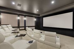 109 Home Theater Inspirations With Luxury Interior