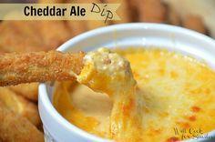Cheddar Ale Dip