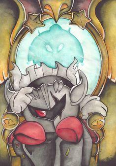 Hidden Culprit by TheAkanemnon #Kirby #Nintendo #fanart