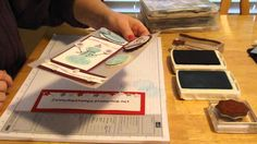 Card Candy Tips and Ideas-- Stampin Up Video Tutorial