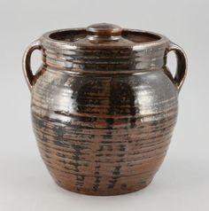 Michael Cardew (British, 1901-1983) A lidded Jar