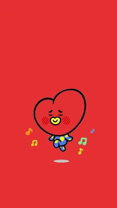 Tata monsta x, lock screen wallpaper, iphone wallpaper bts, iphone backgrou Cartoon Wallpaper, Bts Wallpaper, Iphone Wallpaper, Iphone Backgrounds, Screen Wallpaper, Bts Taehyung, Bts Bangtan Boy, Line Friends, Bts Drawings