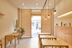Cake Shop Design, Store Design, Cafe Interior Design, Cafe Design, Mini Cafe, Brunch Cafe, Sushi Design, Cafe Shop, Building