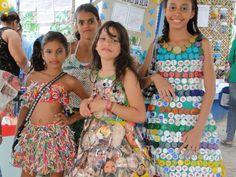 Roupas Feitas Com Material Reciclável - Vestuário e Feminino | Meio Ambiente - Cultura Mix
