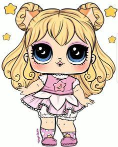 Merbaby LOL dolls Lol dolls