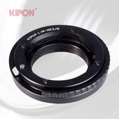 Kipon Macro Adapter with Helicoid Tube for Leica M L/M Lens to Sony NEX Camera #KIPON