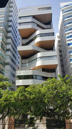Unbelievable Modern Architecture Designs – My Life Spot Futuristic Architecture, Facade Architecture, Contemporary Architecture, Unique Buildings, Amazing Buildings, Building Exterior, Building Design, Facade Design, Exterior Design