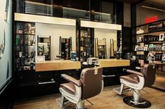 Crew Salon at The Lab in Costa Mesa. Full salon services for more than 20 years, including: cutting, coloring, perms, blowdry, tinting, relaxing, extensions, and more.