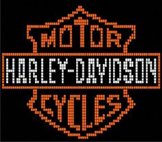 Fantastic Harley davidson bikes images are readily available on our web pages. Have a look and you wont be sorry you did. Graph Crochet, Crochet Cross, Afghan Crochet Patterns, Loom Patterns, Beading Patterns, C2c Crochet, Filet Crochet, Cross Stitch Borders, Cross Stitch Kits
