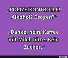 Alkohol? Drogen?