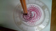 If you think spirograph designs are true art, then why not paint one to hang in your home?