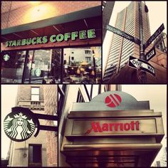 Carlisle & Washington #Starbucks #NYC #FiDi