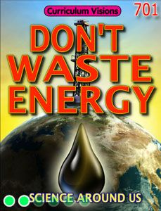 Don't Wast Energy is a science book on the topic of protecting the environment and making use of natural resources.