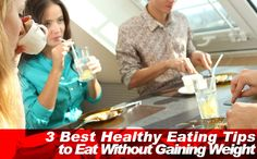 Eat what you want without gaining weight!