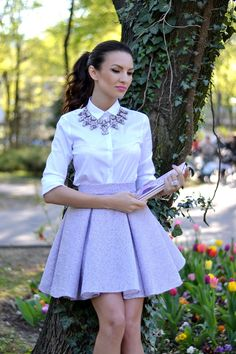 My Silk Fairytale: Lilac Blossom