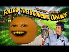 Annoying Orange HFA - Follow the Bouncing Orange (ft. Tobuscus) - http://www.viralvideopalace.com/realannoyingorange/annoying-orange-hfa-follow-the-bouncing-orange-ft-tobuscus/