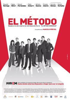 El método (Marcelo Piñeyro, 2005) : Cine