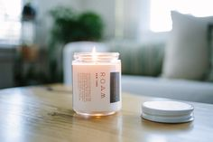 ROAM by 42 Pressed, New York candle at Candlefish and Candlefish.com