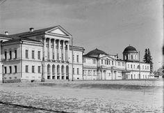 1910 год. Усадьба Расторгуева-Харитонова.