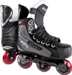 Bauer XR1 Roller Hockey Skates (Youth)