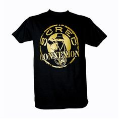 t-shirt Logo Scred Connexion !